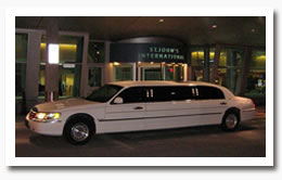6 Passenger Limo and Interior
